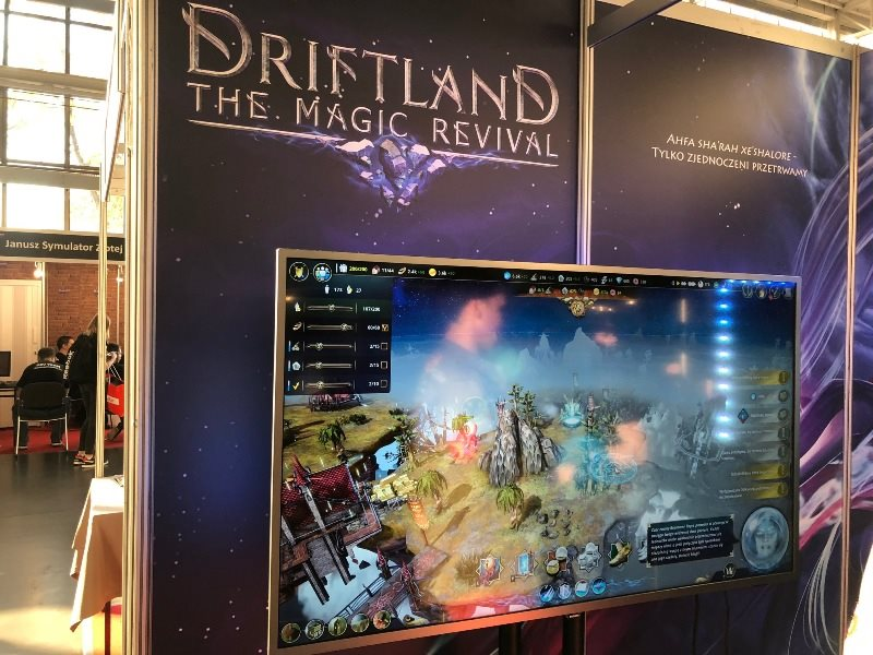 PGA 2018 relacja Driftland