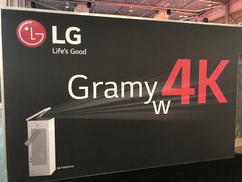 PGA 2018 relacja LG
