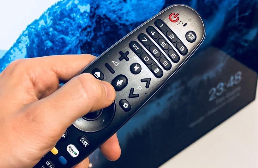 LG TV AI ThinQ test sztuczna inteligencja Google Asystent TV