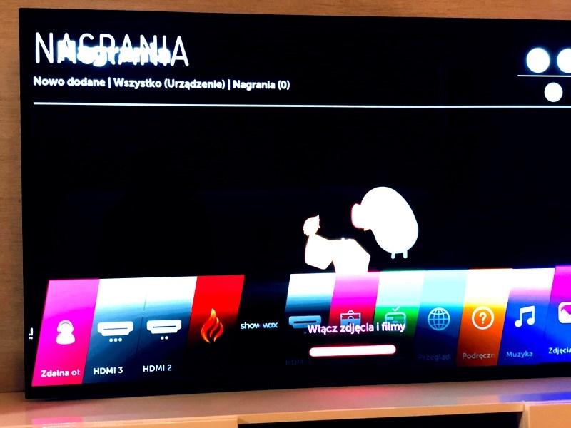 LG TV AI ThinQ test sztuczna inteligencja 12