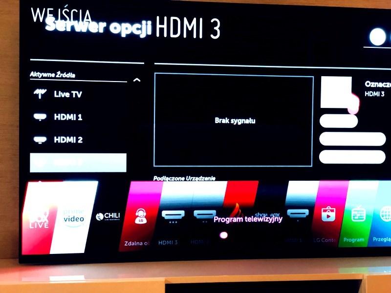 LG TV AI ThinQ test sztuczna inteligencja 8
