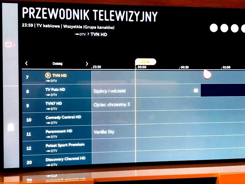 LG TV AI ThinQ test sztuczna inteligencja 9