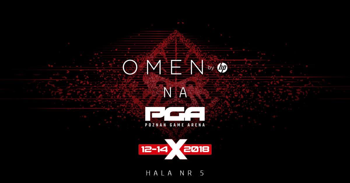 Odwiedź strefę OMEN by HP na PGA 2018 w najbliższy weekend!
