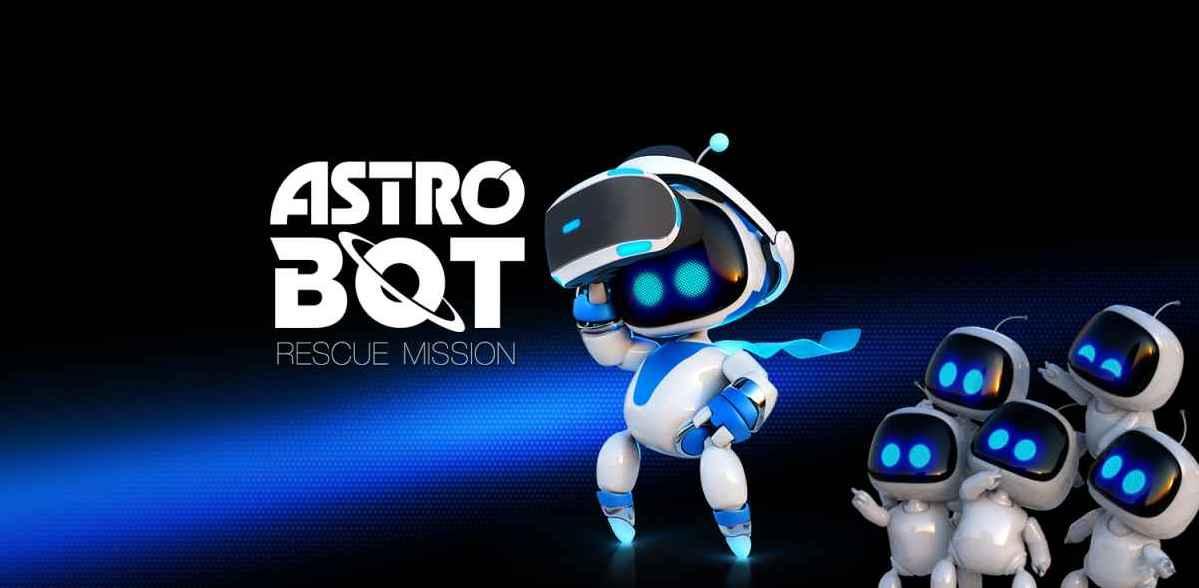 Astro Bot: Rescue Mission | RECENZJA | gra PSVR
