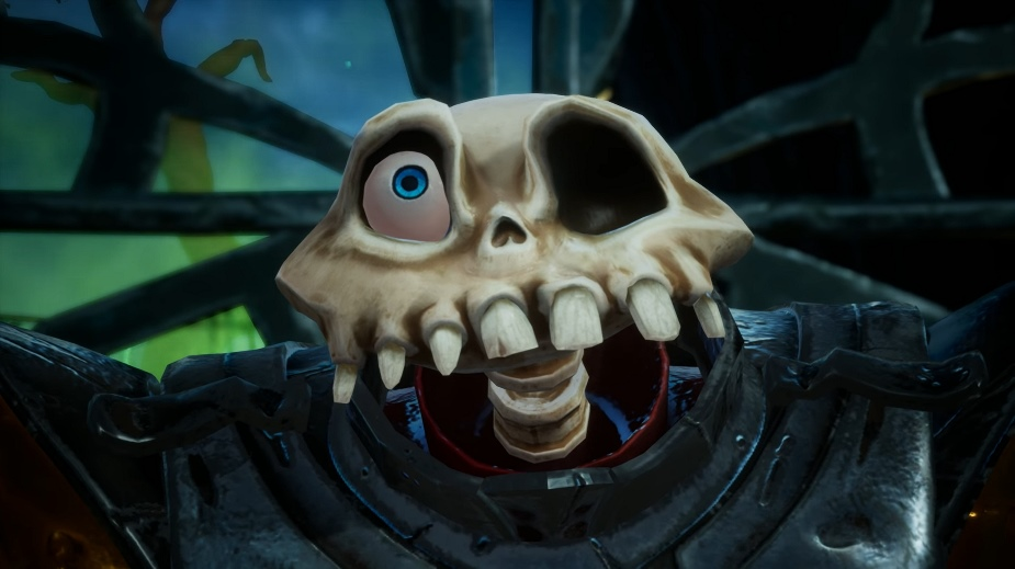 Mamy pierwszy gameplay z remake'u MediEvil w 4K na PS4 Pro