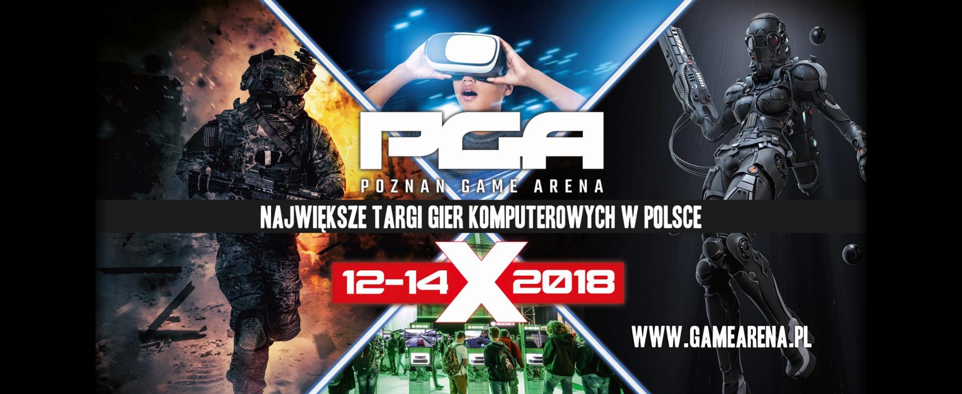 PGA 2018 – podsumowanie największych targów gier wideo w Polsce