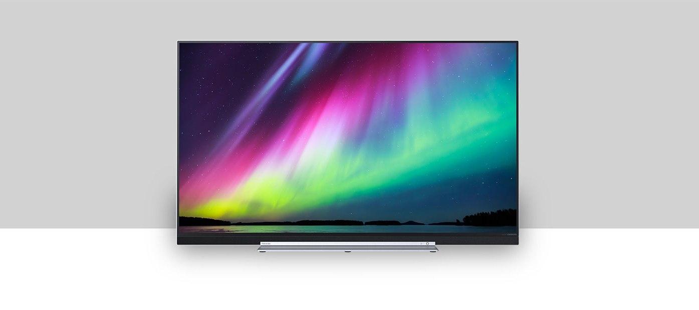 Toshiba 55U7863DG | TEST | 55″ Ultra HD 4K poniżej 2,5 tys zł!