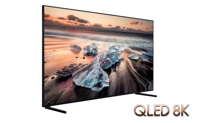 Niedługo wchodzi do sprzedaży Samsung Q900R 8K QLED