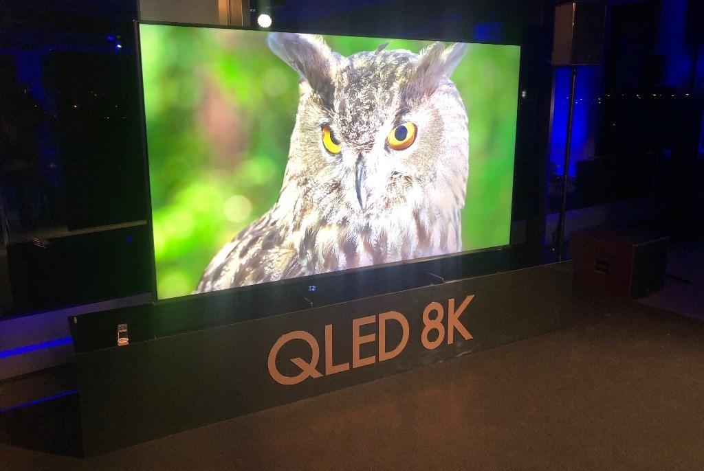 Premiera Samsung QLED 8K polska