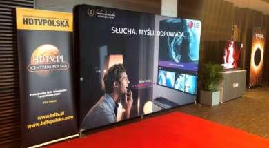 LG Audio Video Show 2018 wykłady HDTVPolska