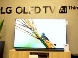 LG OLED ThinQ okładka audio video show 2018 hdtvpolska