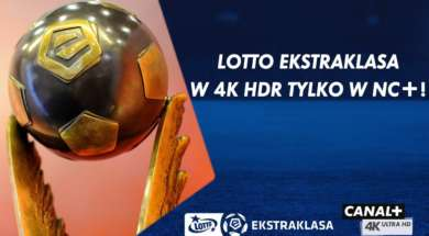 Lotto ekstraklasa w 4K HDR ncplus