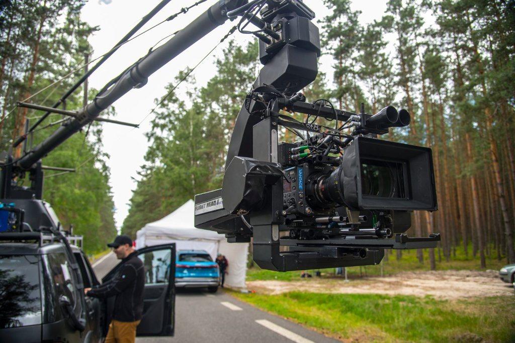 Sony na festiwalu EnergaCamerimage 2018: prezentacja i warsztaty z kamerami CineAlta