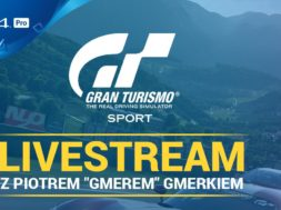 Livestream HDTVPolska Gran Turismo Sport