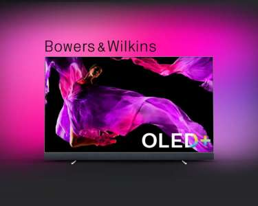 Test Philips OLED 903 Bowers Wilkins OLED+