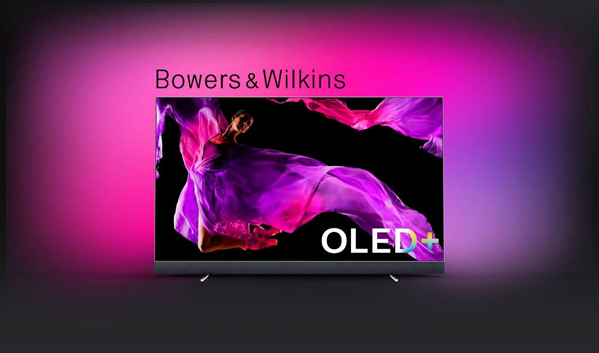 Philips OLED+903 z Bowers & Wilkins w dużo niższej cenie [Aktualizacja]