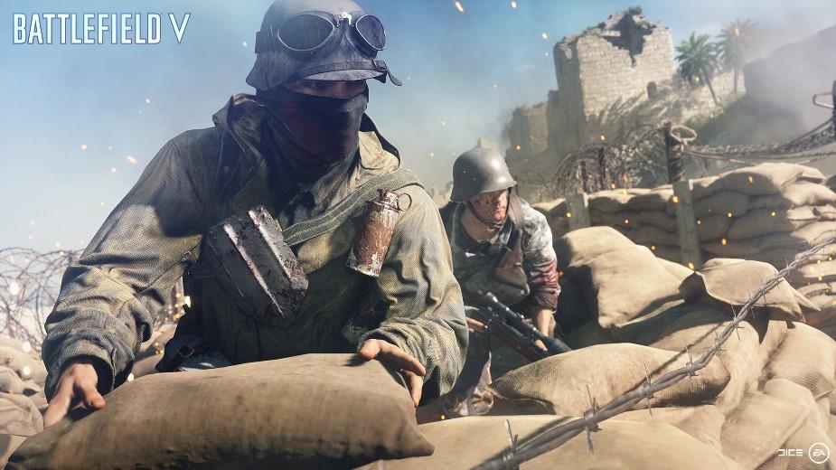 Battlefield V   RECENZJA   Xbox One X 4K HDR