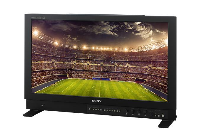 Monitor OLED Sony postrodukcja