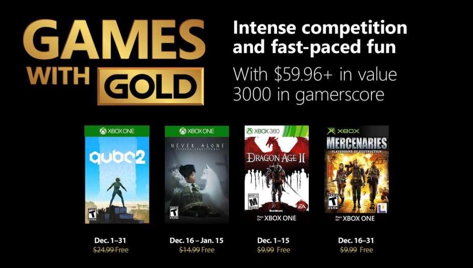 Games with Gold na grudzień z klasykiem z oryginalnego Xboksa