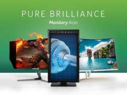 Acer pure brilliance