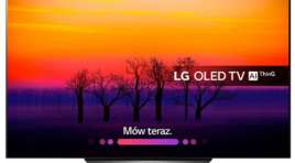 Najtańszy OLED TV na rynku | TEST | LG OLED B8 55″ za 4389 zł