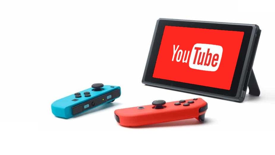Plotka: YouTube dla Nintendo Switch w tym tygodniu?