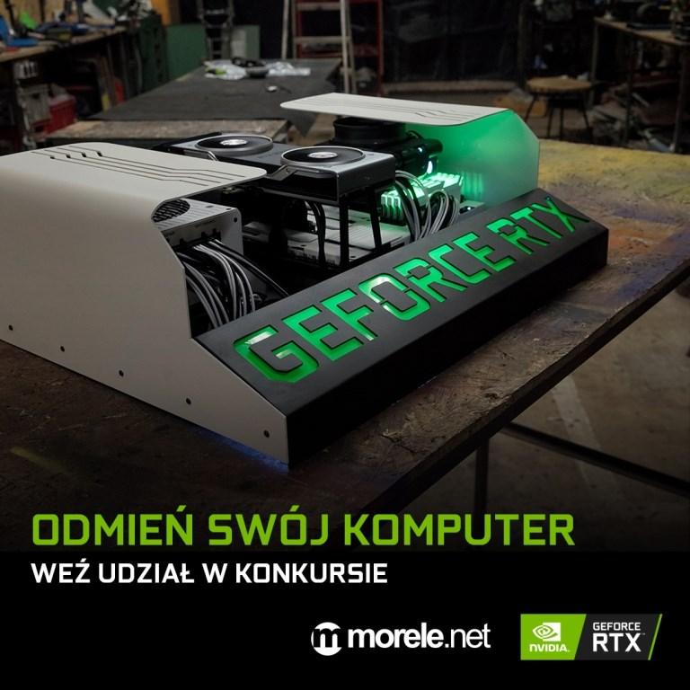 Konkurs Akademii GeForce Garage – odmień swój komputer