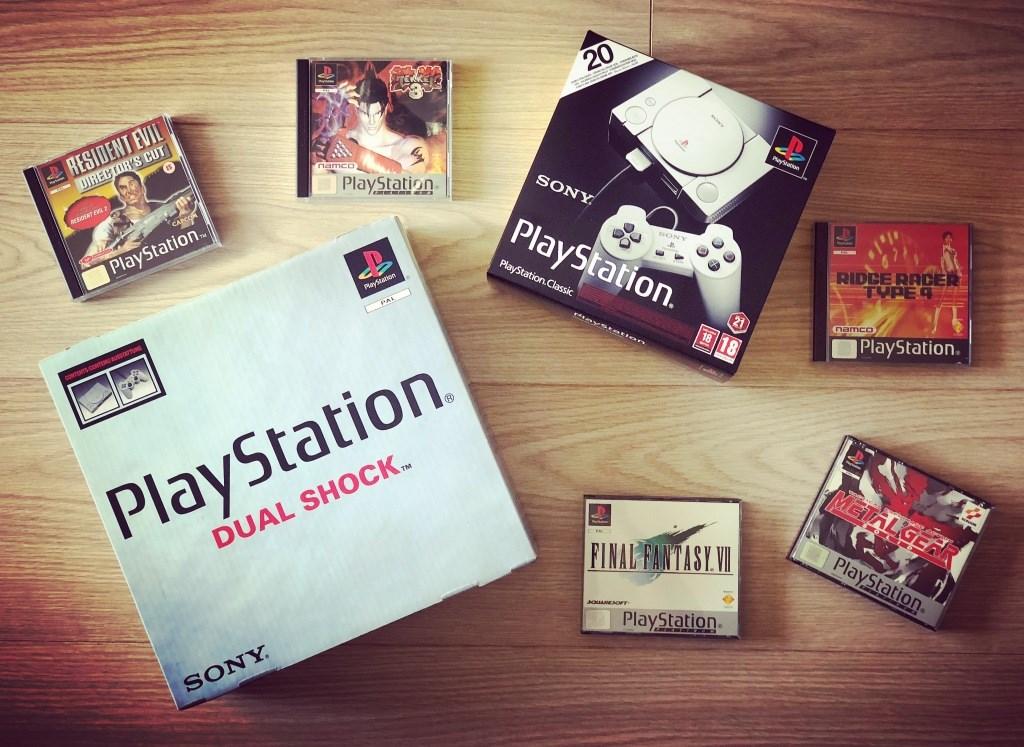Właśnie mijają 24 lata od premiery PSX. Dzisiaj też premiera PlayStation Classic!