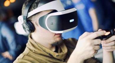 PlayStation VR (6) Relacja