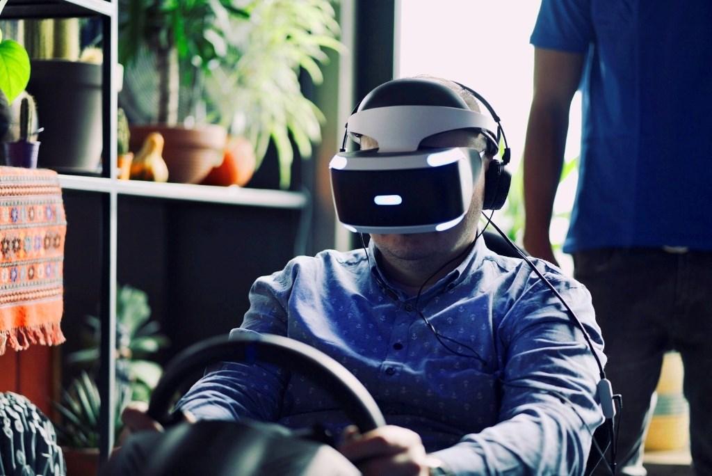 PlayStation VR (6) Relacja grudzień 2018