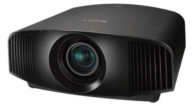Test VPL-VW270ES projektor 4K HDR