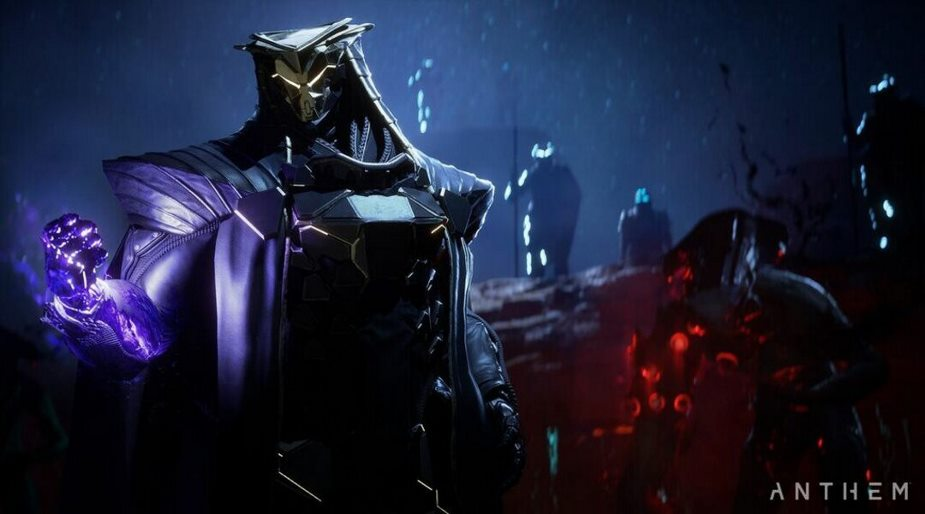 Nowy zwiastun Anthem z The Game Awards