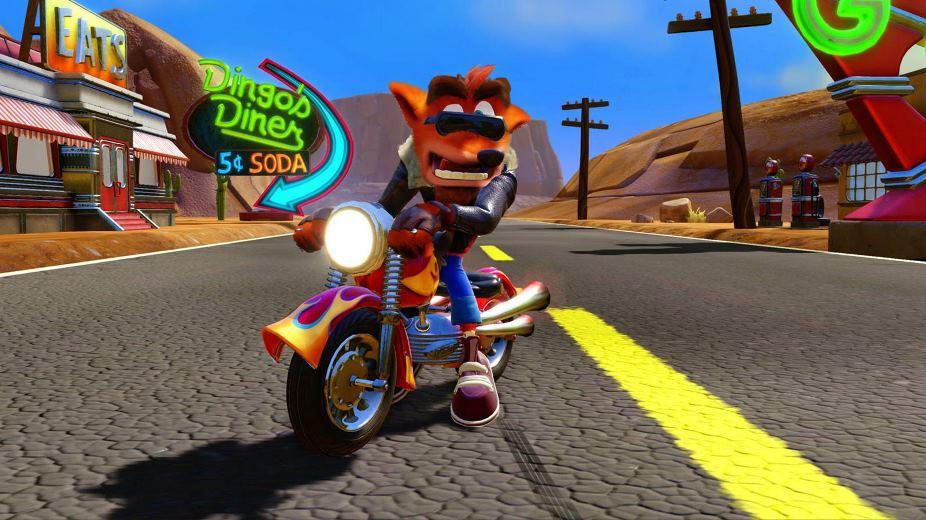 Crash Team Racing w przyszłym roku na konsolach