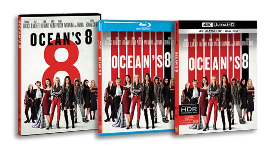 Ocean's 8 | RECENZJA | Wydanie 4K UHD Blu-ray