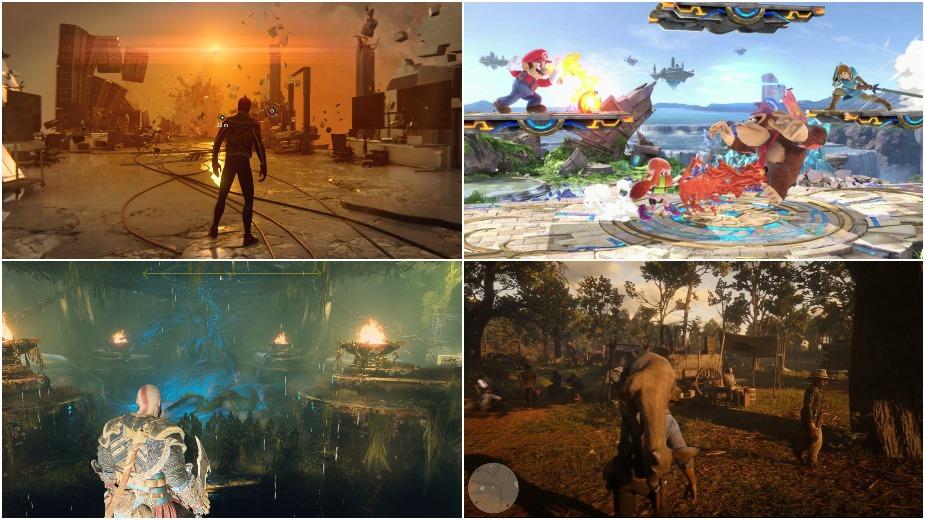 Rok 2018 w grach | PODSUMOWANIE | Xbox One, PS4, Switch