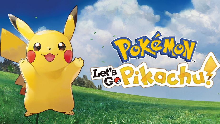 Pokemon Let's Go Pikachu | RECENZJA | Nintendo Switch