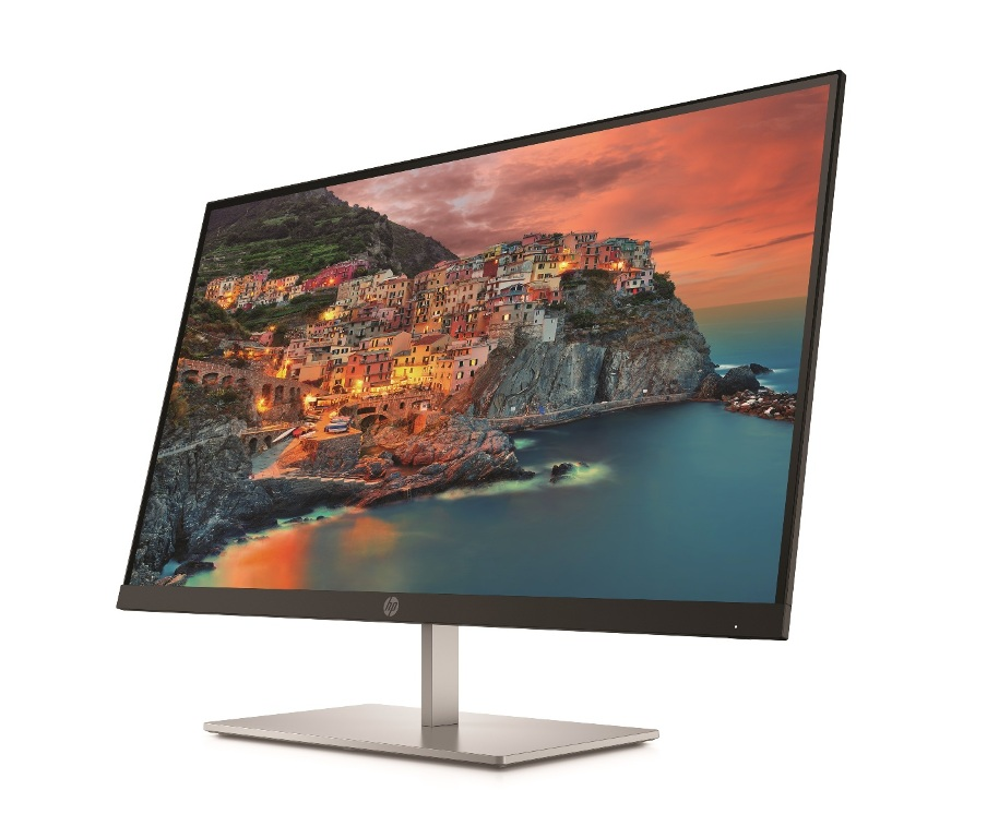 HP Pavilion 27 Quantum Dot Display _FrontLeft