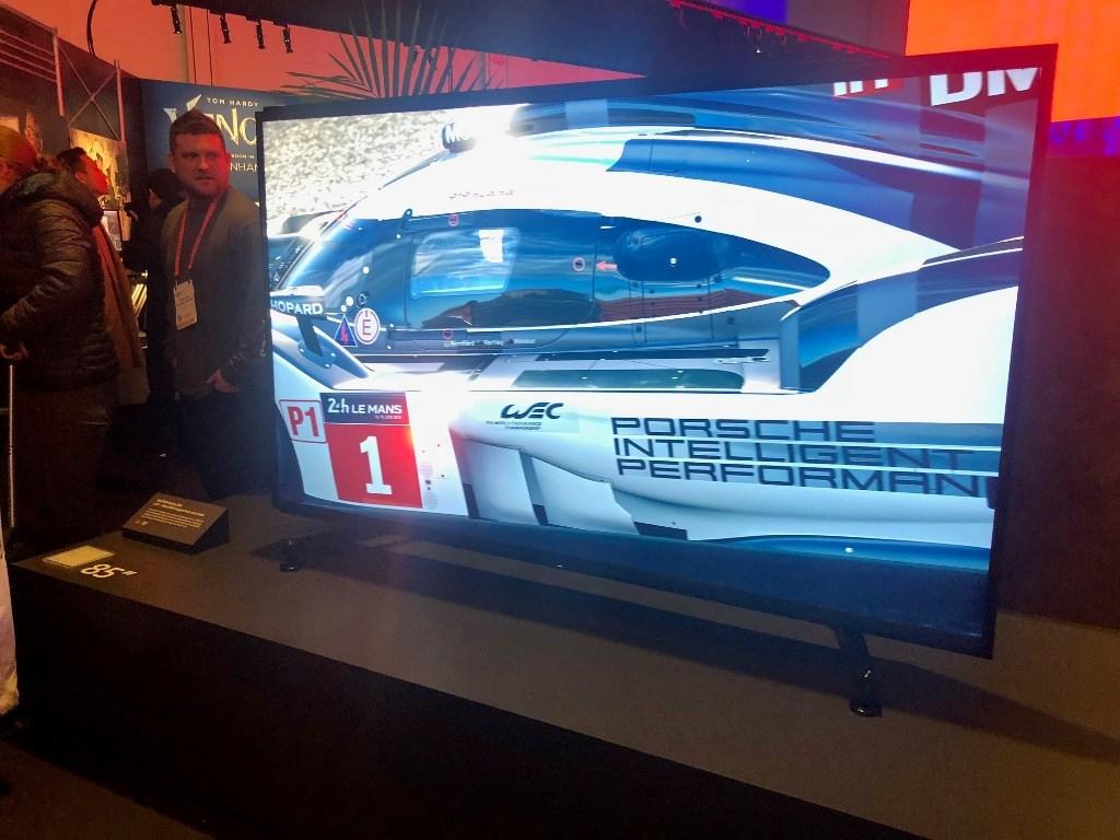 Gran Turismo Sport w 8K HDR