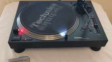 CES 2019 gramofon Technics SL-1210MK7