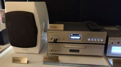 Technics Network / Super Audio CD Player SL-G700
