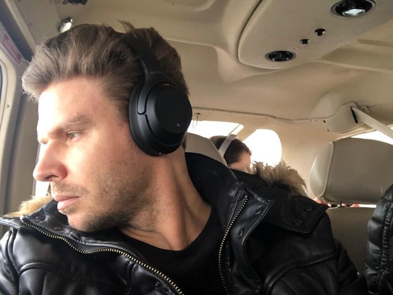 Słuchawki Sony WH-1000XM3 z ANC | TEST | Najlepsza redukcja