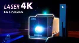 Niezwykły projektor od LG | WIDEO TEST | LG CineBeam Laser 4K HU80KSW