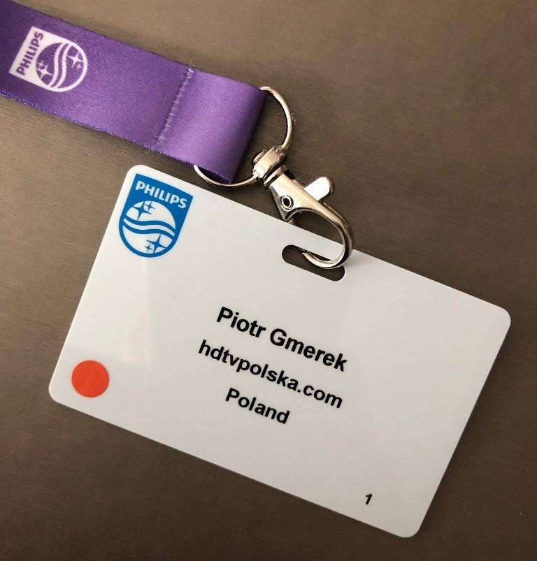 Philips Amsterdam 2019 konferencja