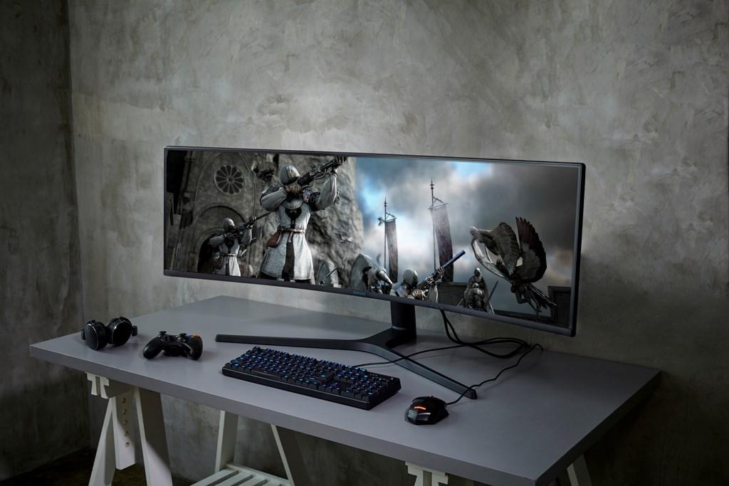 CES 2019: Nowe modele monitorów firmy Samsung na rok 2019