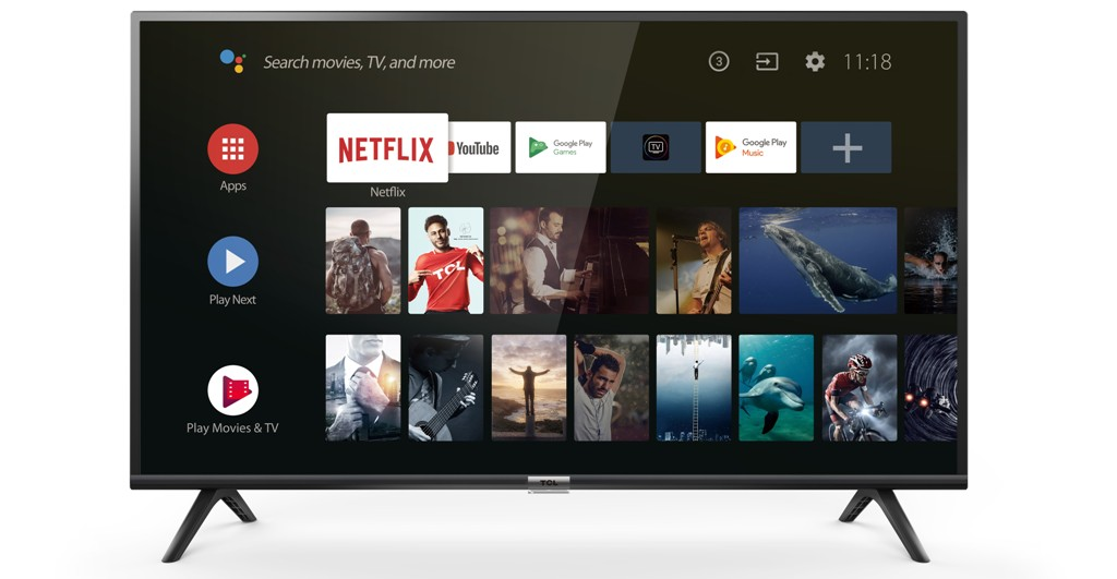 TCL ES56 Series z Android TV