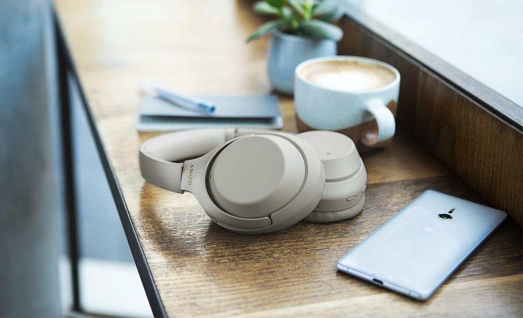 Test słuchawki Sony WH-1000XM3