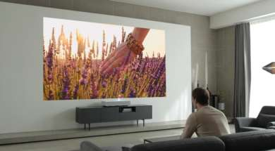 CineBeam Laser 4K LG CES 2019