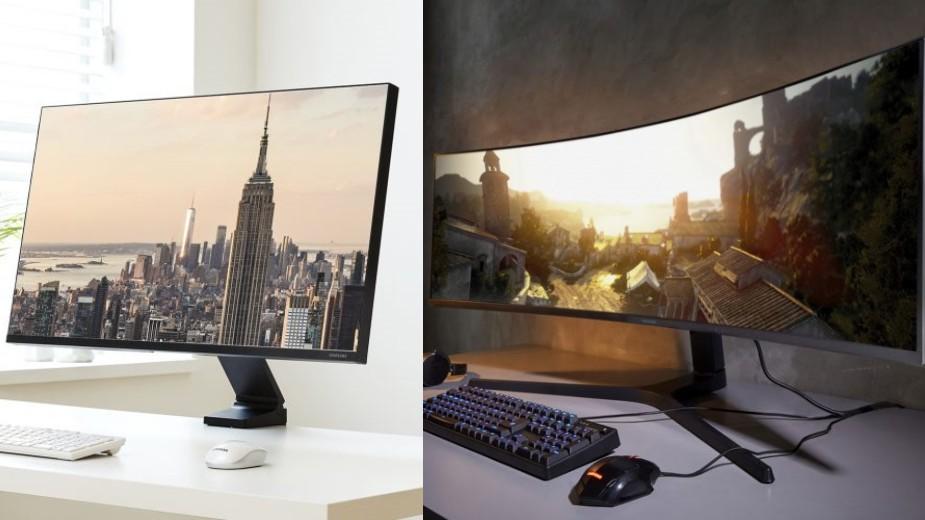 """CES 2019: Samsung zaprezentuje 3 nowe monitory, w tym 49"""" dla graczy"""