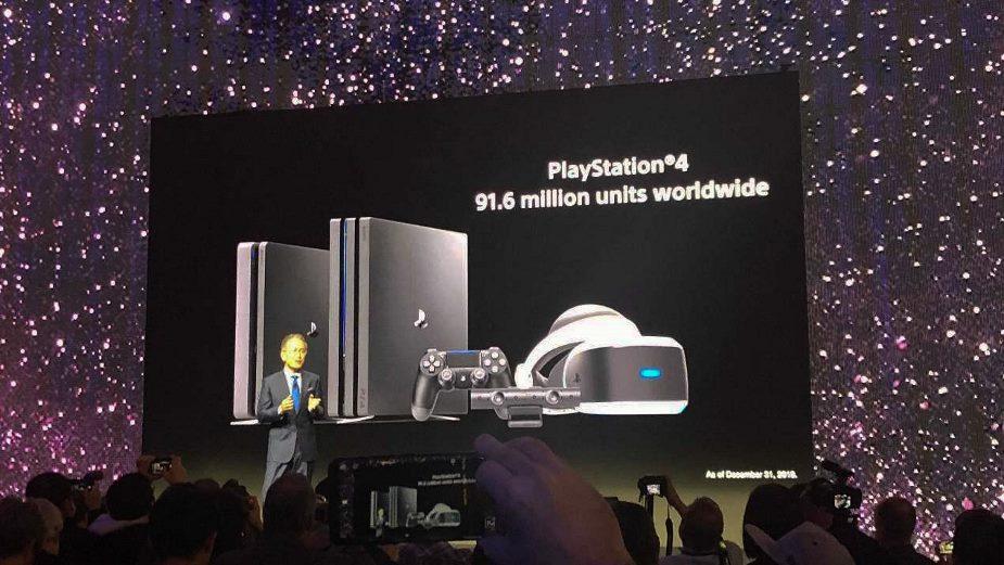 CES 2019: Sony sprzedało 91,6 mln PS4 przy 876 mln gier