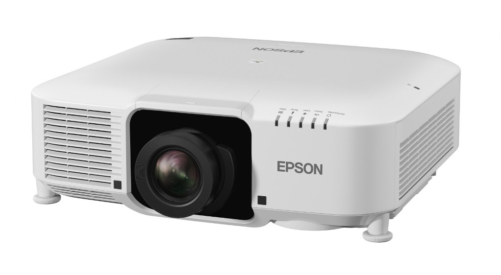 ISE 2019: Nowa linia laserowych projektorów instalacyjnych 3LCD o wymiennych obiektywach od Epson